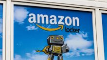 Now you can collect some of your Amazon orders in just two minutes