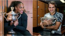 Hold your horses, don't compare Serena Williams with Roger Federer