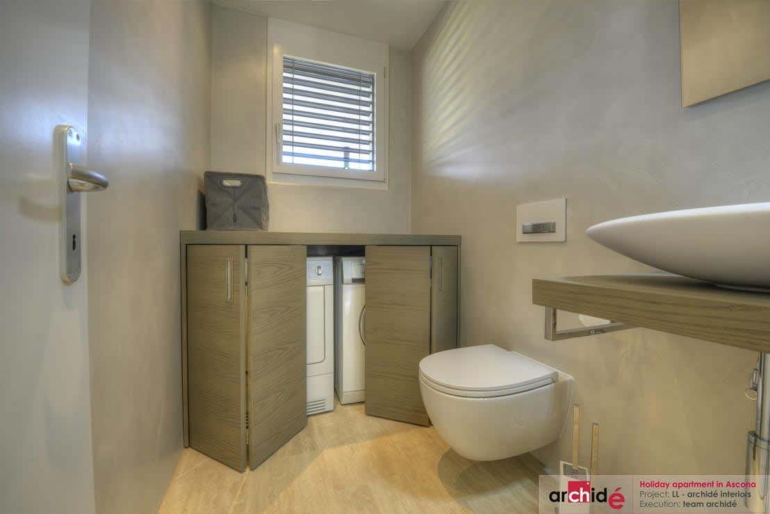 20 ideas fant sticas para decorar el cuarto de ba o - Ideas para cuartos de bano ...
