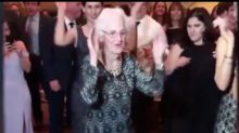 Viral Video Turns 96-Year-Old Grandmother Into An Internet Dance Sensation