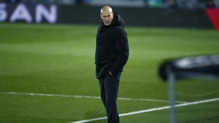 Foot - ESP - Quand Zinédine Zidane s'énerve après un journaliste
