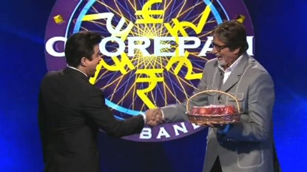 Anil Kapoor reveals his fitness mantra to Big B