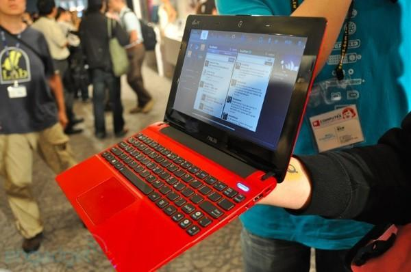 Slim ASUS Eee PC X101 to hit shelves next month
