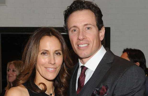 CNN Anchor Chris Cuomo Reveals Wife Tested Positive for Coronavirus