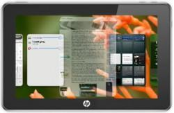 HP: opportunities for webOS 'smartphones, slates, and potentially netbooks'