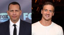 Alex Rodriguez bonds with Ryan Lochte over Rio scandal, recalls 'crying' in bed after MLB suspension