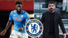 Napoli 'will NOT sign Tiemoue Bakayoko on a permanent deal'