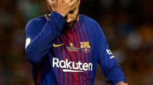 Real Madrid's Super Cup thrashing of Barcelona has Gerard Pique 'feeling inferior for the first time in nine years'