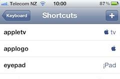 iPhone 101: Set up keyboard shortcuts for easier typing