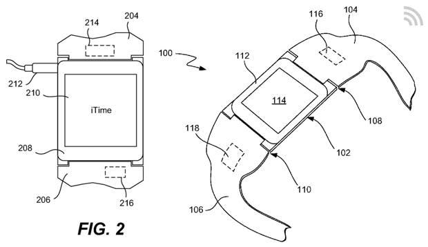 WSJ: Apples iWatch soll in zwei Größen kommen, hat NFC und gebogenen Bildschirm