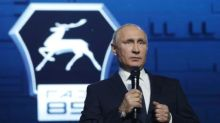Russia election date set for March 18