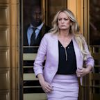 Stormy Daniels Says She Will Reserve Judgment on Michael Avenatti
