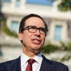 U.S. Mnuchin says trade deal with China to boost global economy