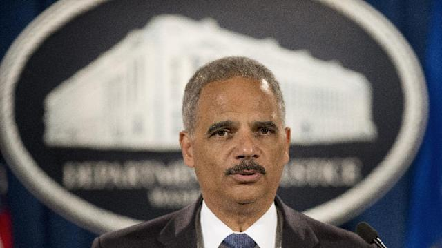 Justice Department launches probe into Ferguson police