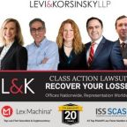 SHAREHOLDER ALERT: Levi & Korsinsky, LLP Notifies Shareholders of Rekor Systems, Inc. f/k/a Novume Solutions, Inc. of a Class Action Lawsuit and a Lead Plaintiff Deadline of August 30, 2021 - REKR