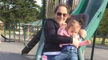 Schockierendes Foto: Mutter zeigt, warum Eltern nicht mit Kindern rutschen sollten