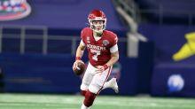 2022 NFL draft: Pro Football Focus mocks Oklahoma QB Spencer Rattler to Texans No. 1 overall