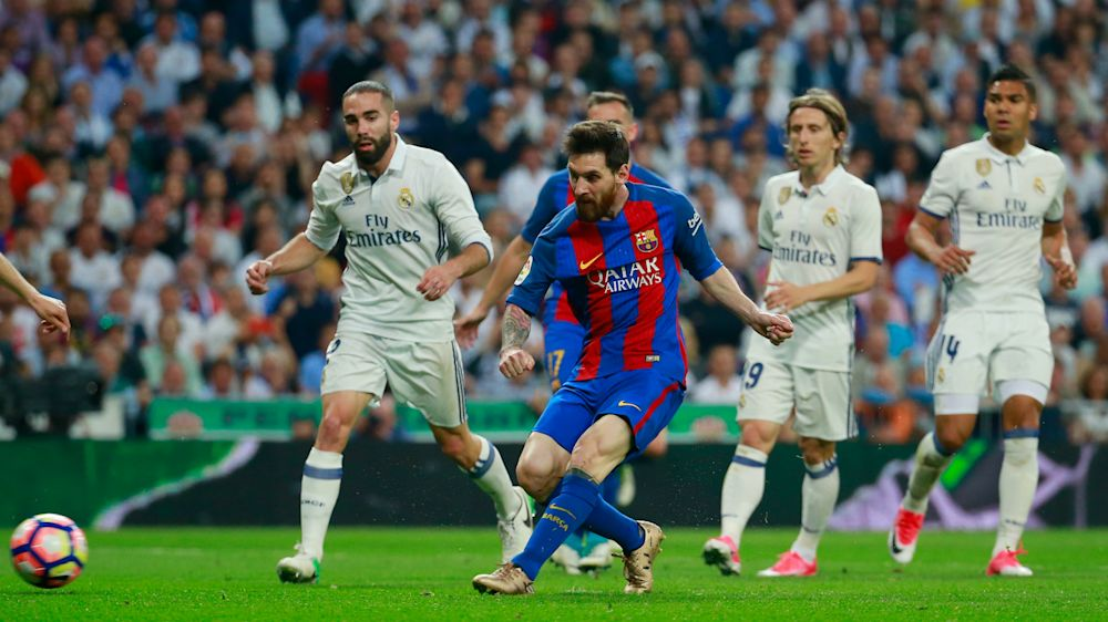 Messi dependence returns but Barcelona blow LaLiga title race wide open again