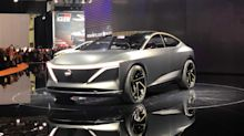 Salão de Detroit: Nissan IMs antecipa sedã elétrico esportivo de 489 cv