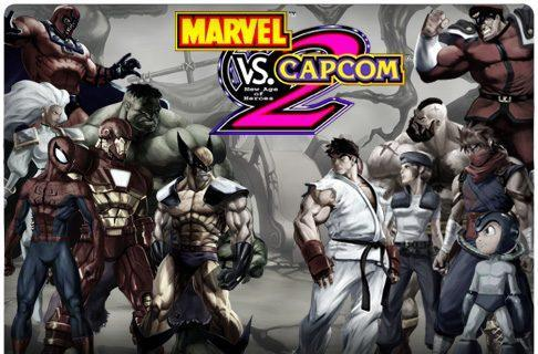 Capcom offers 50% off five PSN games; this week: Marvel vs. Capcom 2