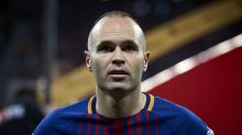 As the curtain drops on Iniesta's European career, he'll go down as one of the greats