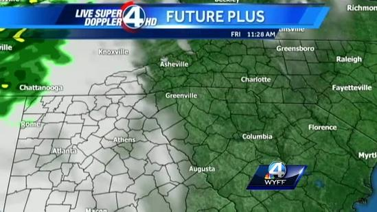 Dale's Friday Forecast May 10, 2013