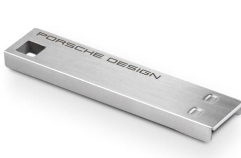 LaCie and Porsche Designs reveal USB 3.0 thumb drive, flash storage never looked faster