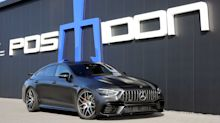 Mercedes-AMG GT 63 S tuned to unleash up to 880 bhp