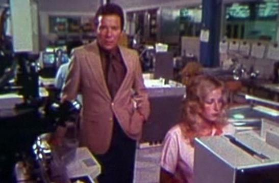 William Shatner explains what microprocessors are and do... from way back in 1976