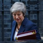 UK PM May says culture minister to set out gambling machine changes