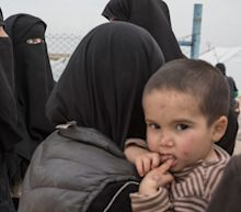 Children of Isil's caliphate left to toil in squalid refugee camps