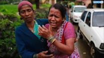Mudslide Swallows Indian Village; At Least 41 Dead