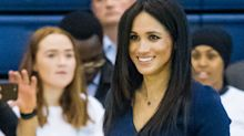 Is It Just Me or Is Meghan Markle's New Hairstyle a Pregnancy Clue?