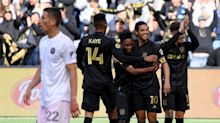 Carlos Vela's moment of brilliance lifts LAFC to victory in Inter Miami's MLS debut