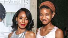 'I was, like, cutting myself': Willow Smith shocks mom Jada with self-harm admission
