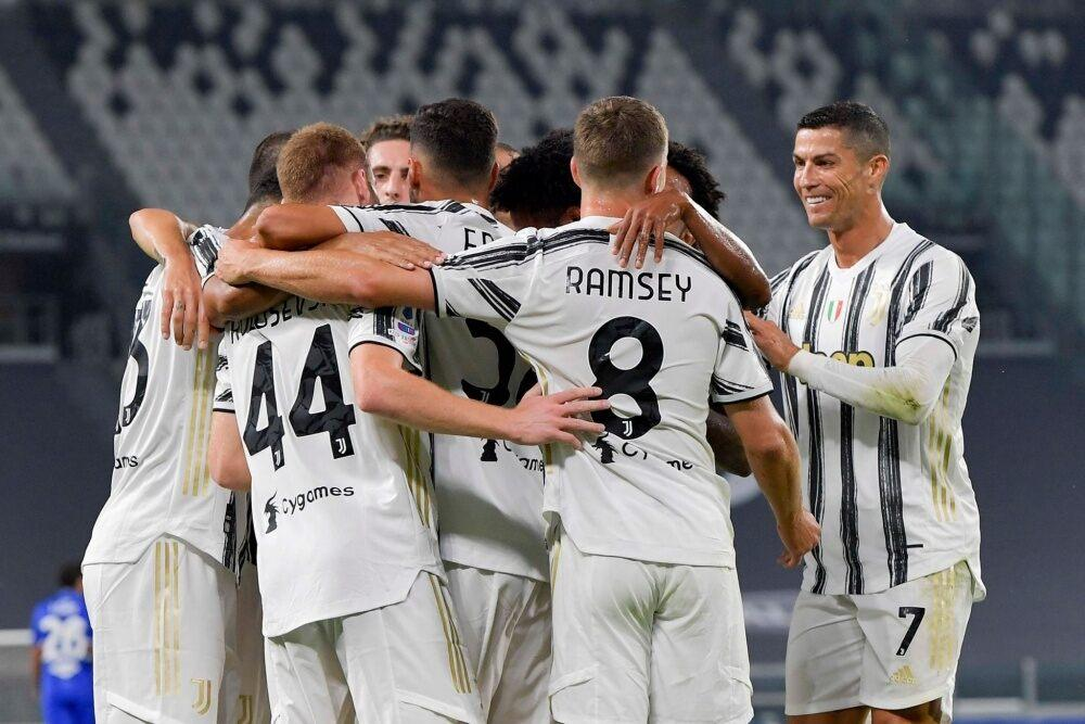 Juv Vs Cag Dream11 Prediction In Serie A 2020 21 Tips To Pick Best Team For Juventus Vs Cagliari Football Match