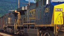 CSX Stock Surged on Q3 Earnings, Revenue Beat