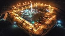Progres infrastruktur gas Jambaran Tiung Biru telah 89 persen