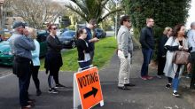 New Zealand polls close after nail-biting race, record numbers vote in advance