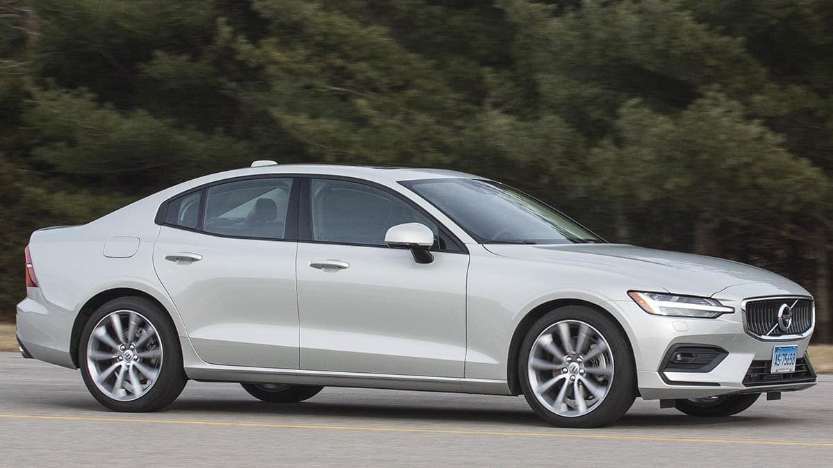 2019 Volvo S60 Is Sophisticated And Comfortable