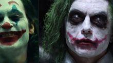 Joaquin Phoenix vs. Tommy Wiseau: Terrifying Jokers battle it out on social media
