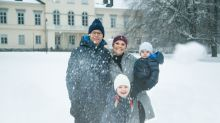 Swedish royal family's Christmas photo is everything William and Kate's should have been
