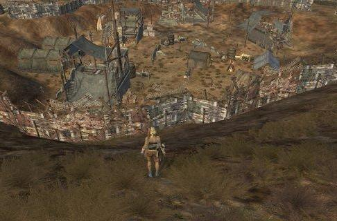Wasteland Diaries: Sector 1