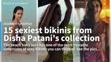 15 of Disha Patani's most enviable bikinis from her sexy collection