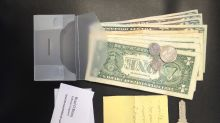 Around the world, people likelier to return wallets with more cash