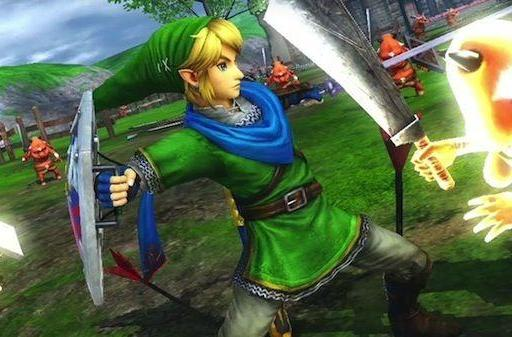 Report: Hyrule Warriors coming to Japan on August 14