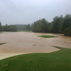 For golf courses in the Carolinas, Hurricane Florence damage means different, difficult paths to recovery