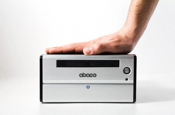 Abaco announces the production of Europe's 'first' Atom dual-core desktop