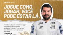Na ausência de público, Santos incluirá bonecos com fotos de torcedores na volta aos jogos