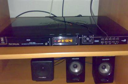 Nokia's DVD-3800 player -- is this for real?
